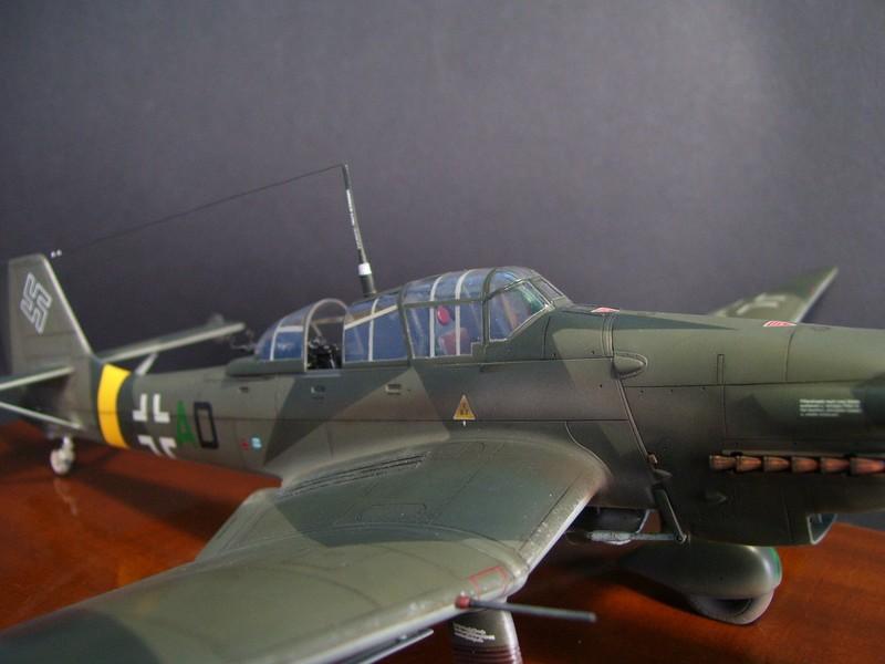 Junkers Ju-87 D-5 Stuka (Hasegawa 1/48). Ju87d5Stuka%2022
