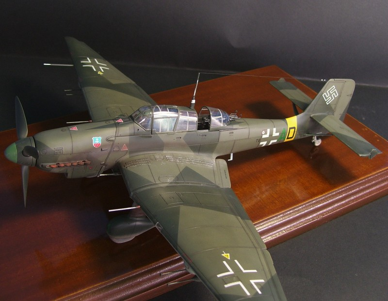 Junkers Ju-87 D-5 Stuka (Hasegawa 1/48). Ju87d5Stuka%206