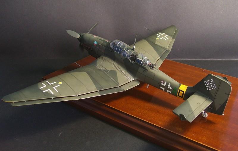 Junkers Ju-87 D-5 Stuka (Hasegawa 1/48). Ju87d5Stuka%207