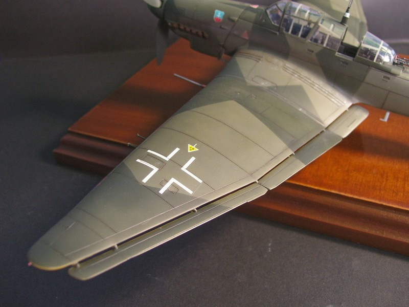 Junkers Ju-87 D-5 Stuka (Hasegawa 1/48). Ju87d5Stuka%209