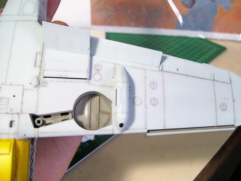 Messerschmitt Bf 109 G-6 Hasegawa 1/32 Alfred Grislawski - Página 2 Post-sombreado12