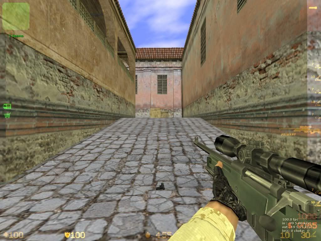 Counter-Strike DeMoS v1.00   De_inferno0000