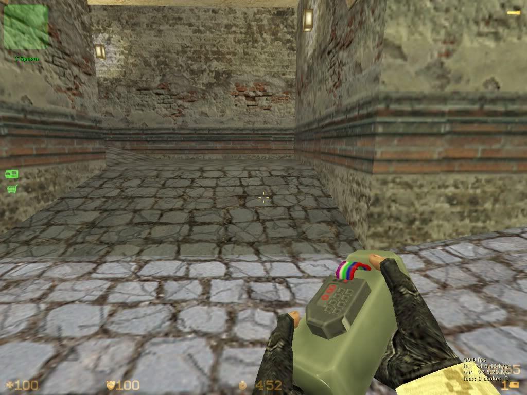 Counter-Strike DeMoS v1.00   De_inferno0001