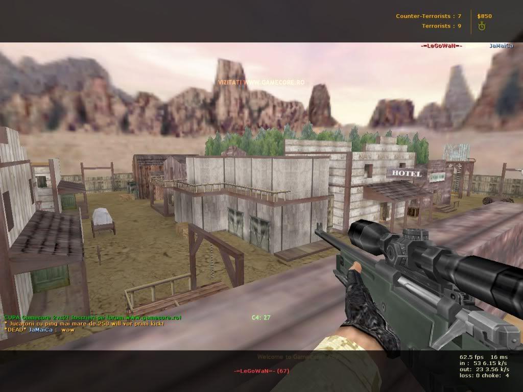 Counter-Strike DeMoS v1.00   De_westwood0000