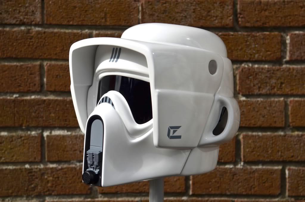 My Biker Scout Helmet DSC_4480