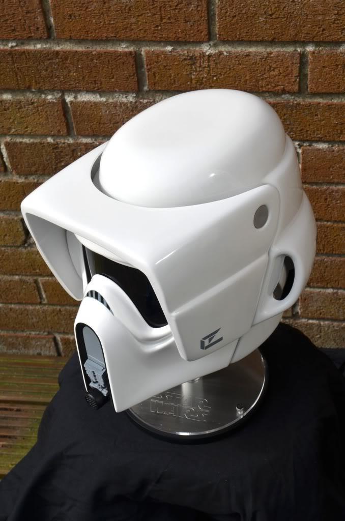 My Biker Scout Helmet DSC_4490