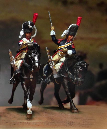 French Carabiners 1806/1809 test painted French%20carabiniers25_zpsbxvpmyha