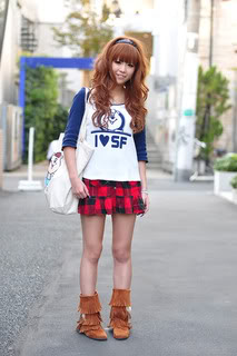 [post pics] non-model gyaru's 01_5