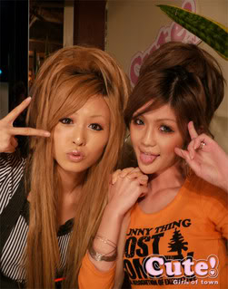 [post pics] non-model gyaru's O0580073810280749739