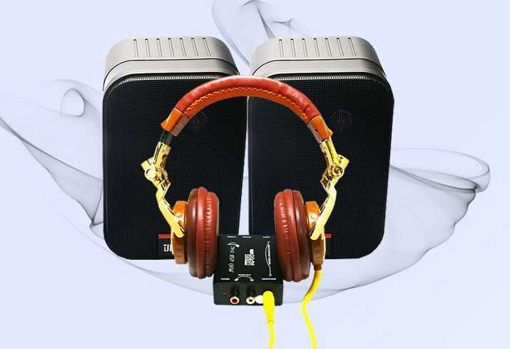 AudioTechnica ATH-AD500 USBDACPCM2704-10