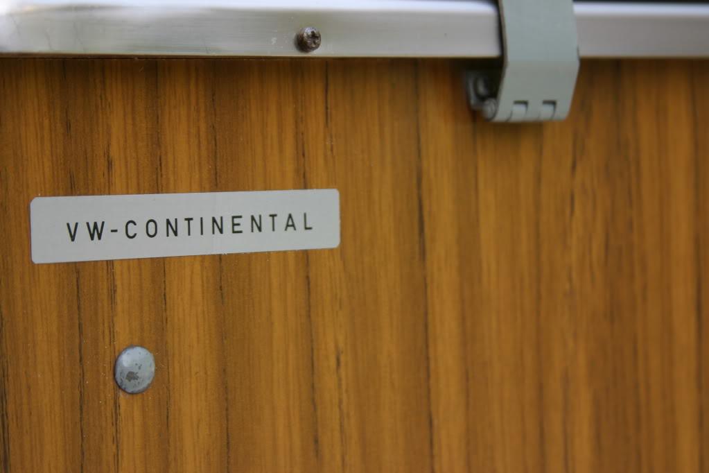 RHD Westy Continental Interior units SOLD IMG_4180