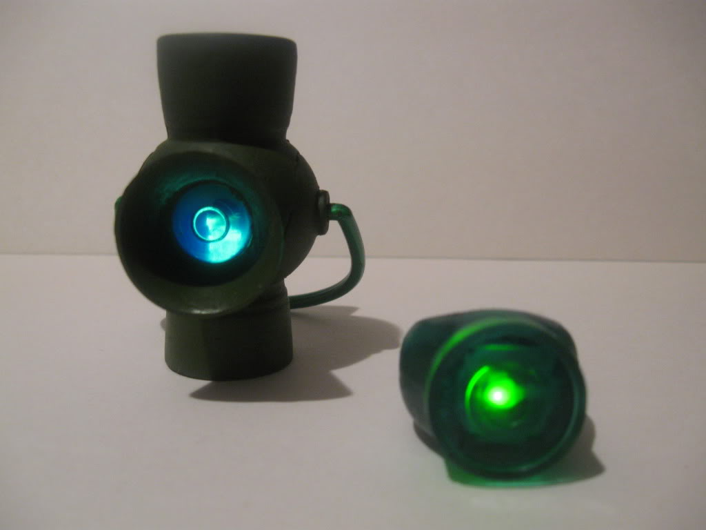 green lantern ring y power battery Imagen369