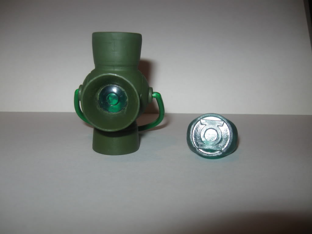 green lantern ring y power battery Imagen372