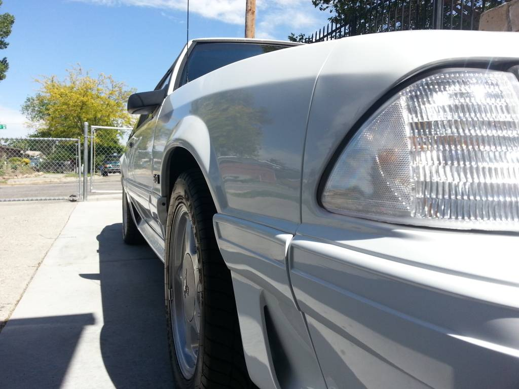 My Oxford White 1989 Mustang GT 20130615_154406_zps3f436bed