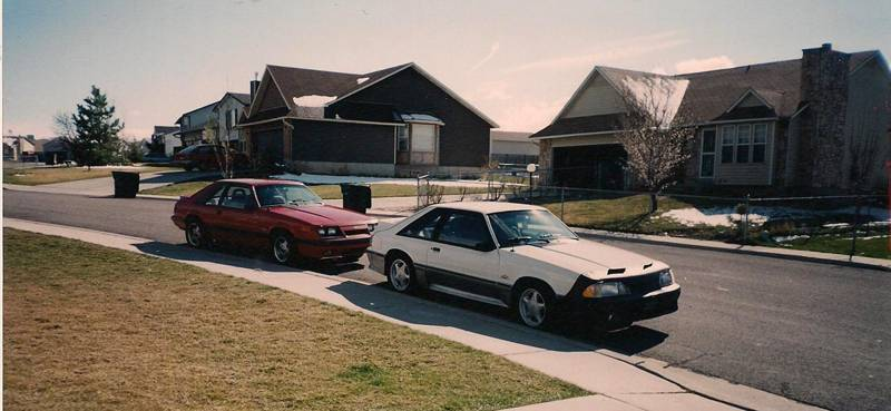 My Oxford White 1989 Mustang GT 86andthe89_zps03ae7e57