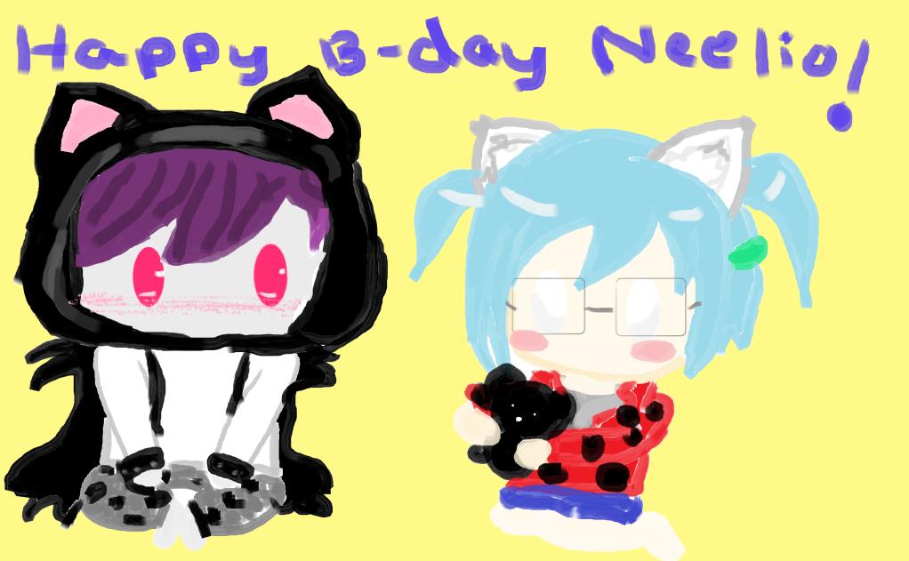 Happy B-day Neelio~ Neelio