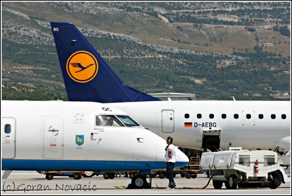 Zračna luka Split IMG_8065