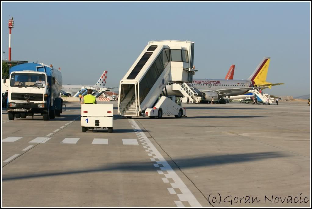 Zračna luka Split IMG_8185