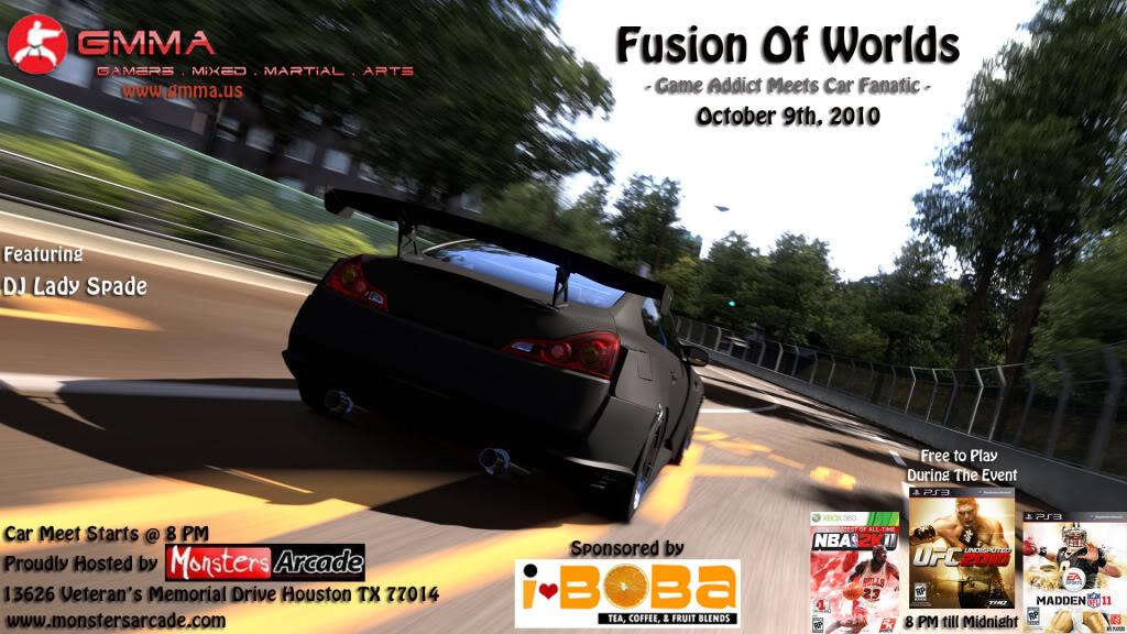 Fusion Car Meet 10/9/2010 Fusion2