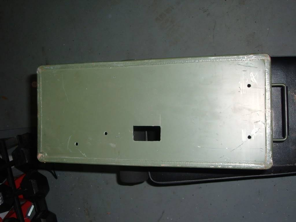 Ammo Can Cosole Bottomholes