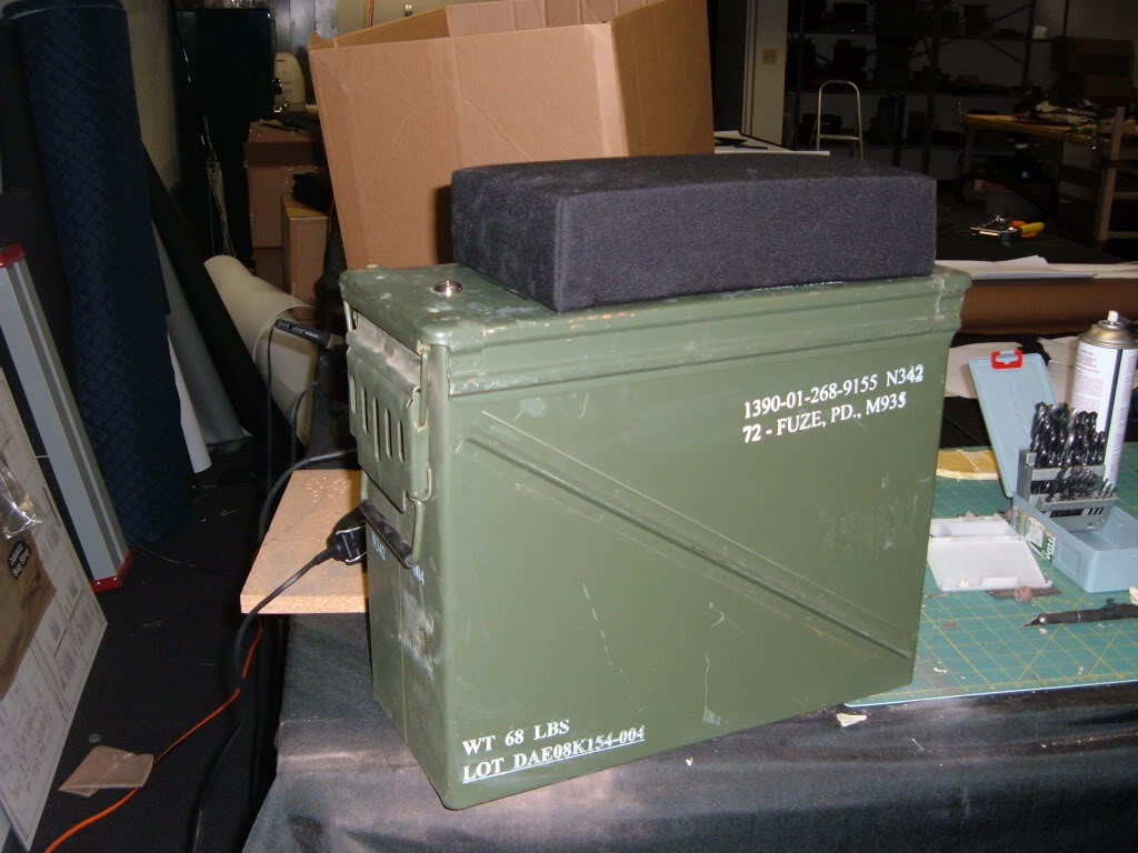 Ammo Can Cosole Dryfit