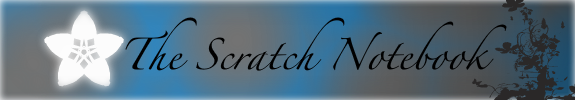 The Scratch Notebook - A Writing Planet Tsnbanner2-1