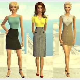 Index of Women's Dresses Index37