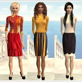 Index of Women's Dresses Index8