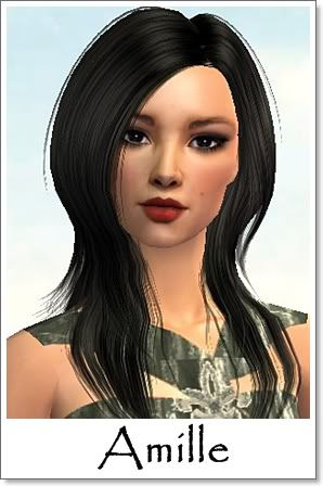 A - Adult Female Sims Index08AF16Amille