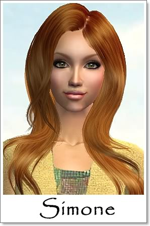 S - Adult Female Sims Index08AF43Simone
