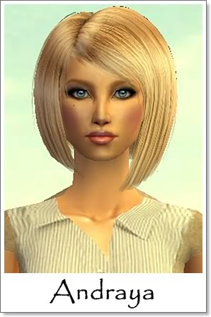 A - Adult Female Sims Index08AF56Andraya