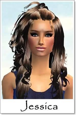 J - Adult Female Sims Index08AF59Jessica