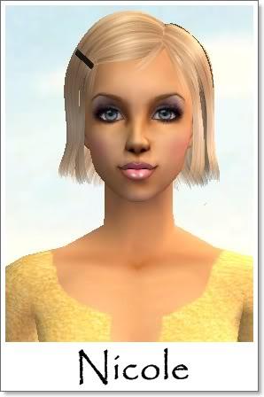 N - Adult Female Sims Index08AF5Nicole