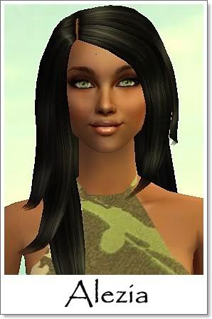 A - Adult Female Sims Index08AF66Alezia