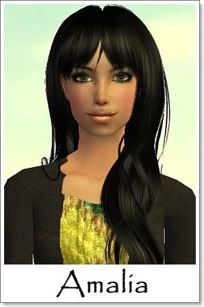 A - Adult Female Sims Index08AF76Amalia