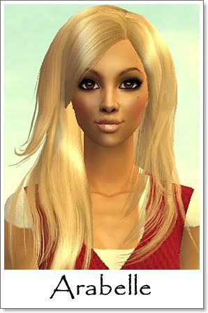 A - Adult Female Sims Index08AFArabelle