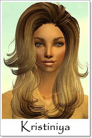 K - Adult Female Sims Index09AF33Kristiniya