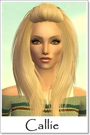 Callie Crockett - Cute, Freckly Blonde Index09AF39Callie