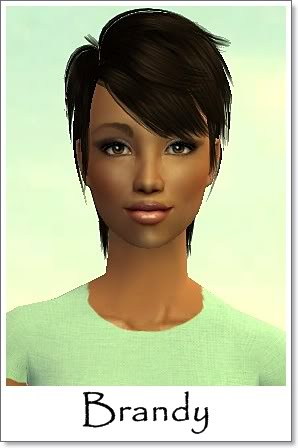 B - Adult Female Sims Index09AF56Brandy