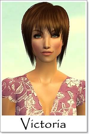 V - Adult Female Sims Index09AF60Victoria