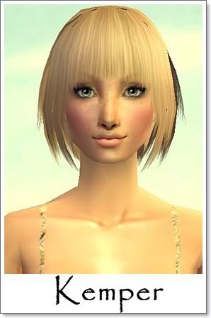 K - Adult Female Sims Index09AF70Kemper