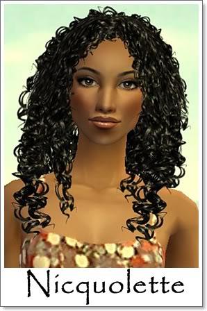 N - Adult Female Sims Index09AF71Nicquolette