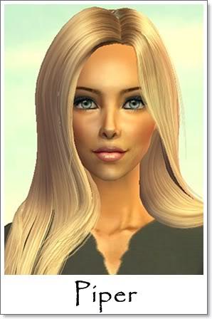P - Adult Female Sims Index09AF7Piper