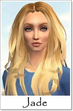 J - Adult Female Sims Index09AFJade