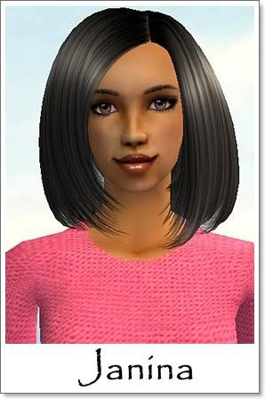 J - Adult Female Sims Index09AFJanina