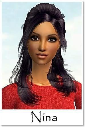 N - Adult Female Sims Index09AFNina