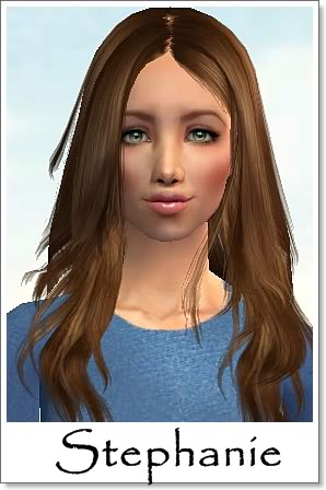 S - Adult Female Sims Index09AFStephanie