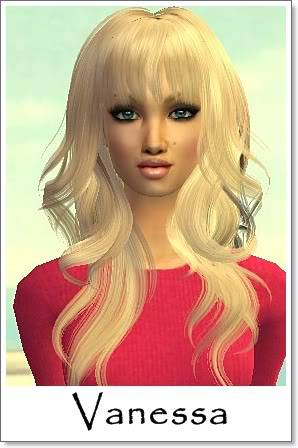 V - Adult Female Sims Index09AFVanessa