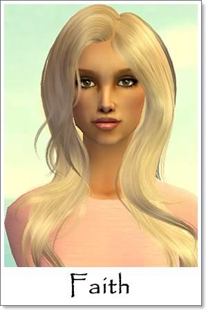 F - Adult Female Sims Index09Faith
