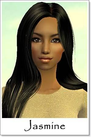 J - Adult Female Sims Index09Jasmine